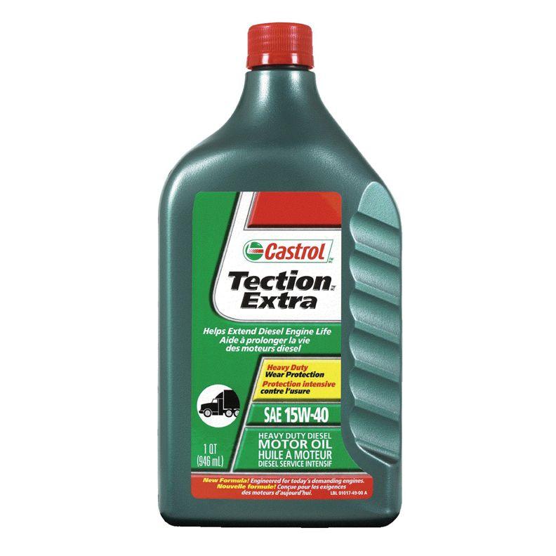 Castrol Tection 15w40 946ml Diesel
