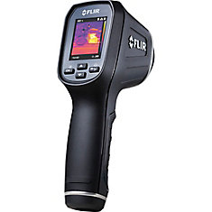 Imaging IR Thermometer