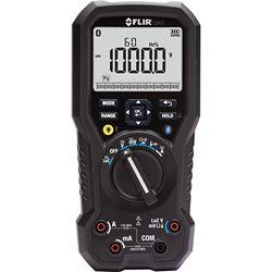 FLIR Systems Industrial Digital Multimeter with LoZ and VFD Filter