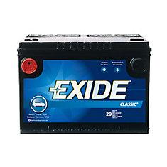 Exide Classic Automotive Battery - Group 78