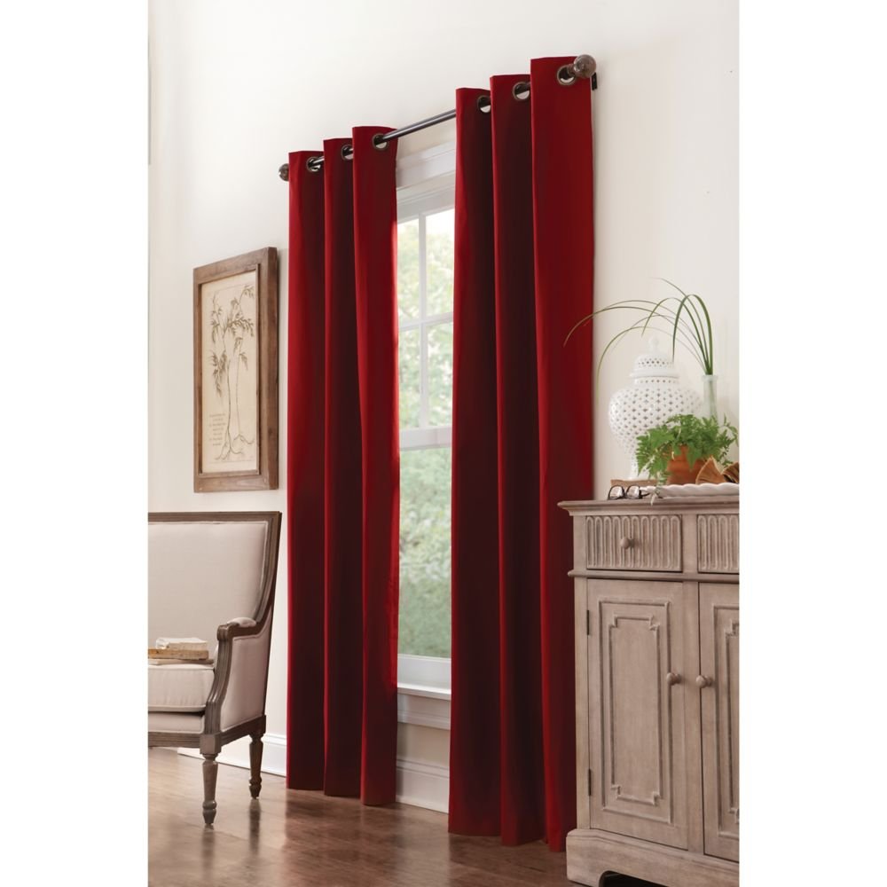 Panneau à �illets, rouge, 40 x 108