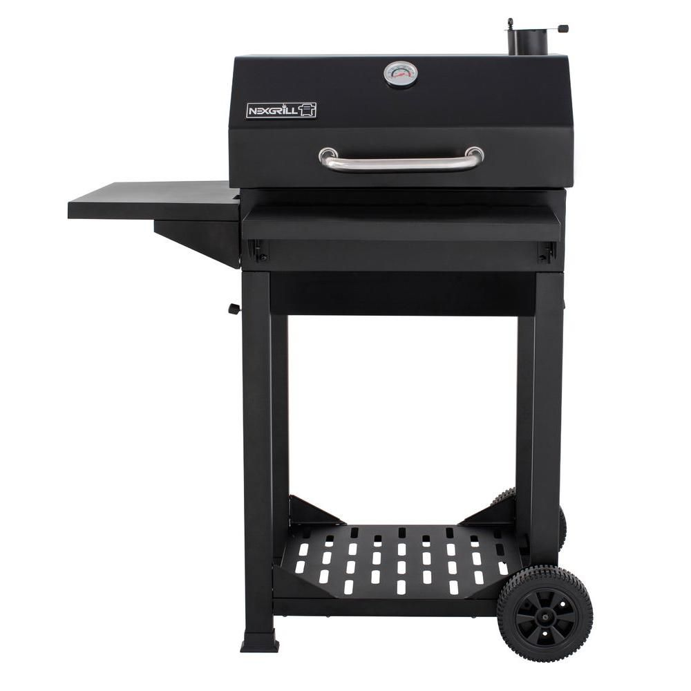 NexGrill Charcoal BBQ Cart