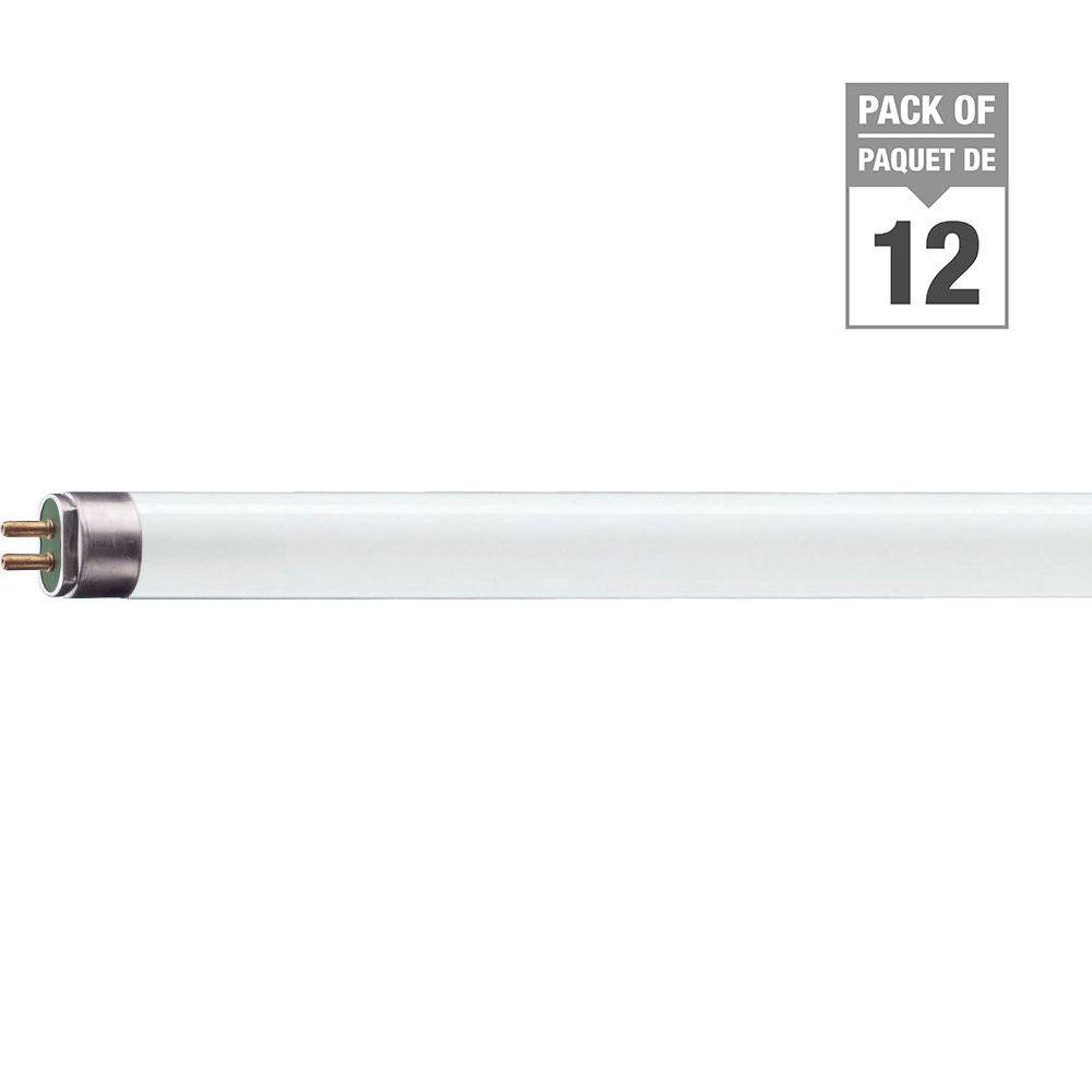 "Fluorescent 13W T5 21"" Soft White - Case of 12 Bulbs"