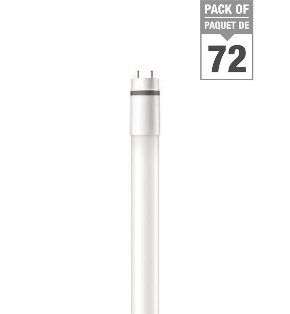 Fluorescent 32W T8 48 Inch Daylight (6500K) - Case of 72 Bulbs