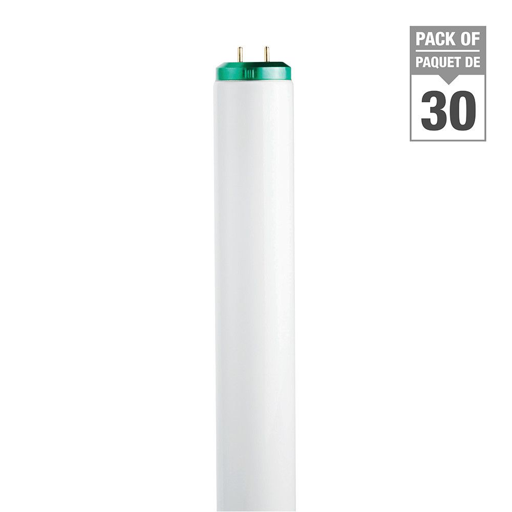 Philips Fluorescent 20W T12 Cool White - Case of 30 Bulbs