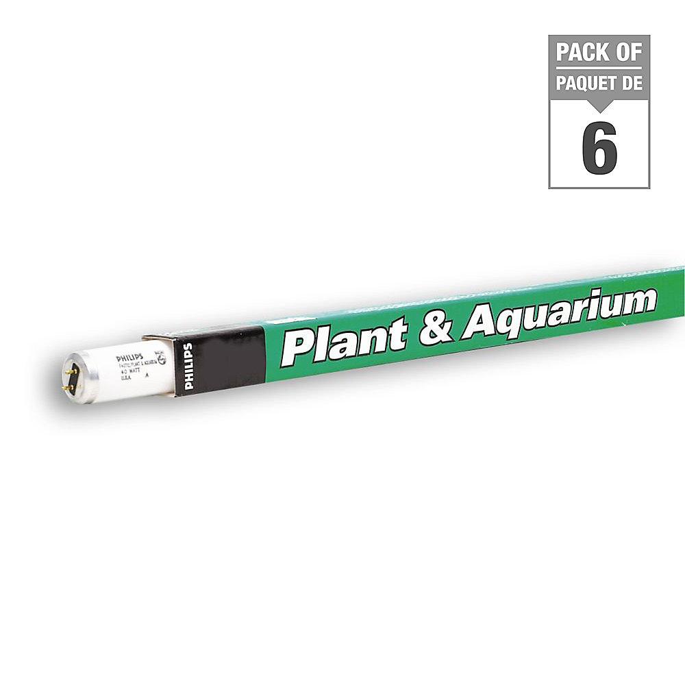 "Fluorescent 20W T12 24"" Plant - Case of 6 Bulbs"