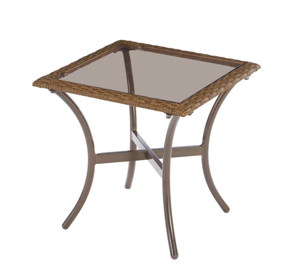 Delaronde Patio Side Table
