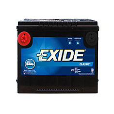 Exide Classic Automotive Battery - Group 75