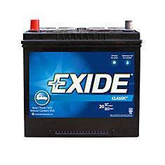 Exide Classic Automotive Battery - Group 34