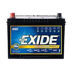 Exide Extreme Automotive Battery - Group 34