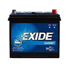 Exide Classic Automotive Battery - Group 35