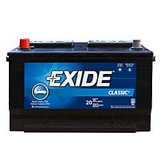 Exide Classic Automotive Battery - Group 65