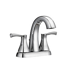Jaci 2-Handle 4-inch Centerset Bath Faucet in Chrome