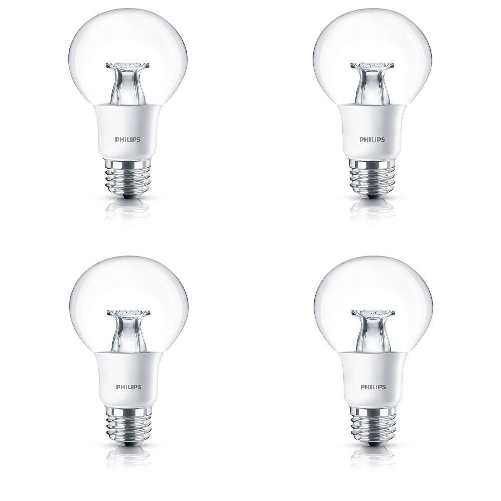 LED 4.5W 40W Globe (G25) Diamond Spark (2700K) - Case Of 4 Bulbs 456731 in Canada