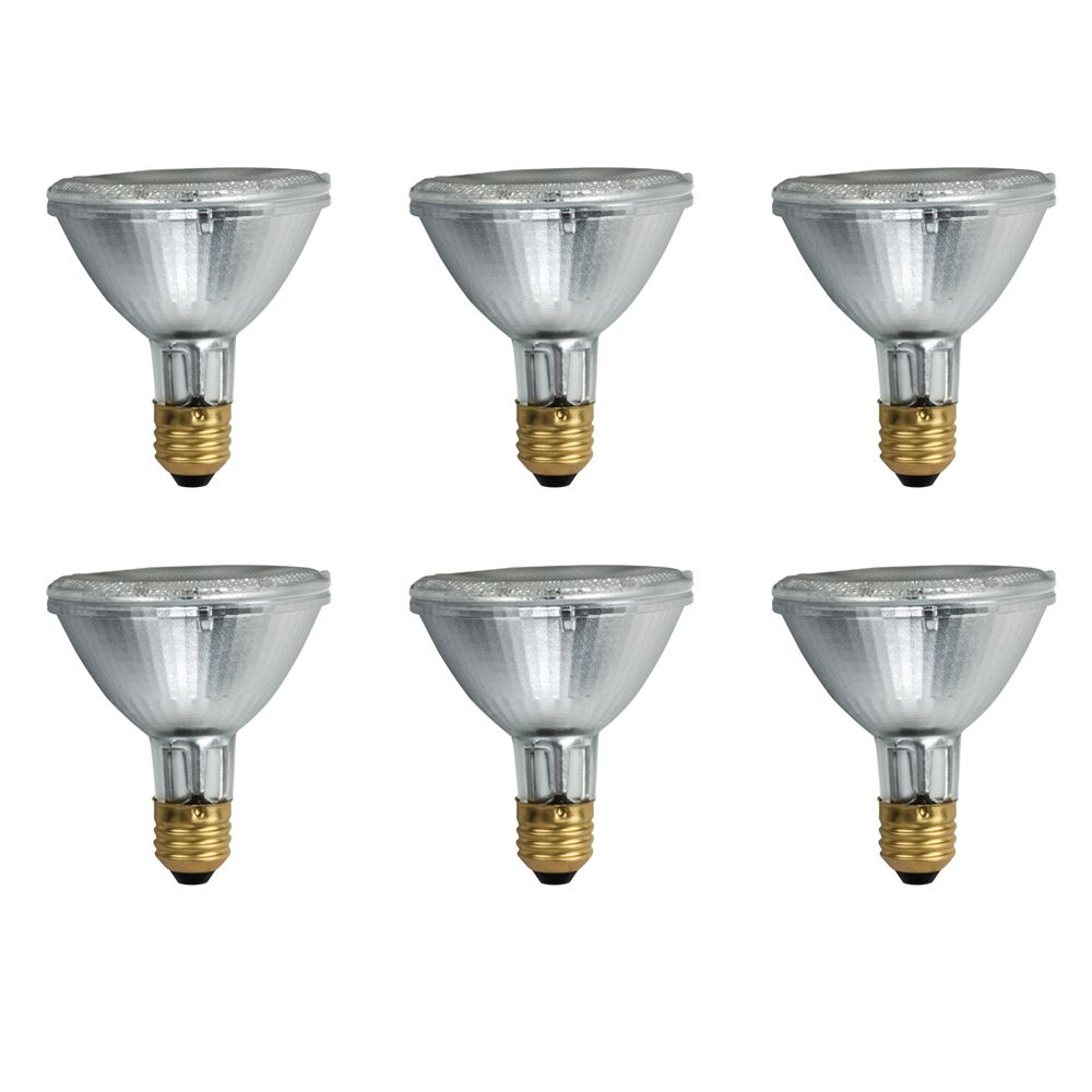 EcoVantage Ampoule éconergétique-Halogène Projecteur d'intérieur-PAR 30 39W = 50W - Cas de 6 Ampo...