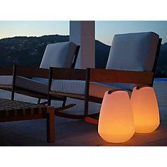 Lampe « Vessel » DEL Étanche, sans fil, Portable, Intérieur/Extérieur