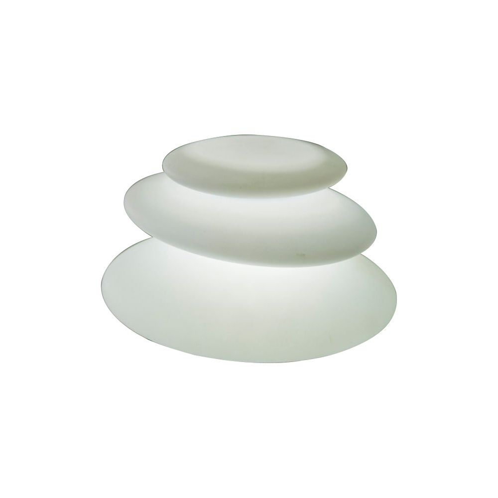 Zen Outdoor Accent With Wireless LED Light