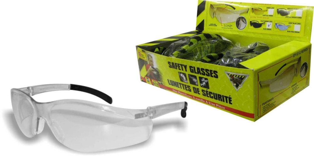 Clear Safety Glasses Box/12