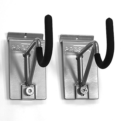 Wall Storage Solutions - Super Duty Hook - 2 Pack