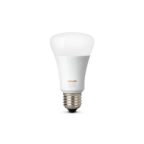 Hue Colour A19 Single Bulb
