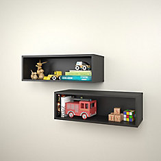 Wall Shelves Picture Ledges The Home Depot Canada