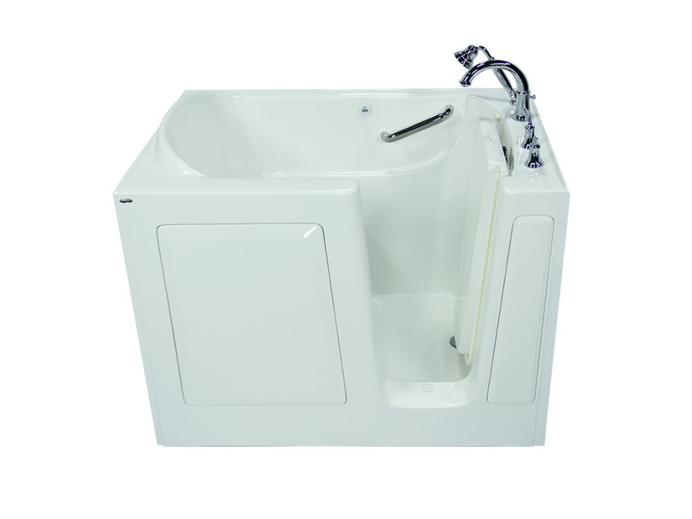 American Standard Cadet 5 Ft Enamel Steel Bathtub With