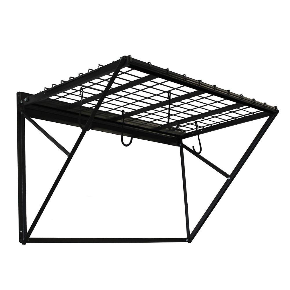 ProRack - Heavy Duty Wall Mount Storage Shelf, 48 Inch x 28 Inch