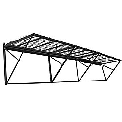 28-inch H x 12 ft. W x 28-inch D ProRack Steel Shelf