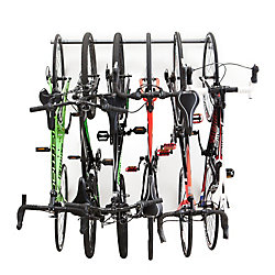 Monkey Bars 6-Bike Storage Rack