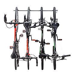Monkey Bars ensemble de rangement pour vélo multiple (4 vélos)