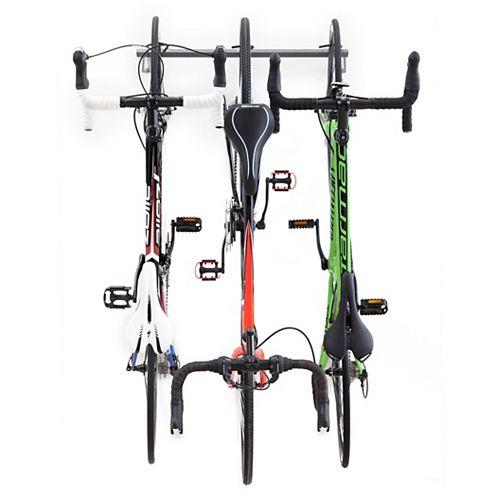 Monkey Bars Bike Storage Rack (Holds 3 Bikes)