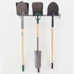 Monkey Bars Shovel Storage Rack
