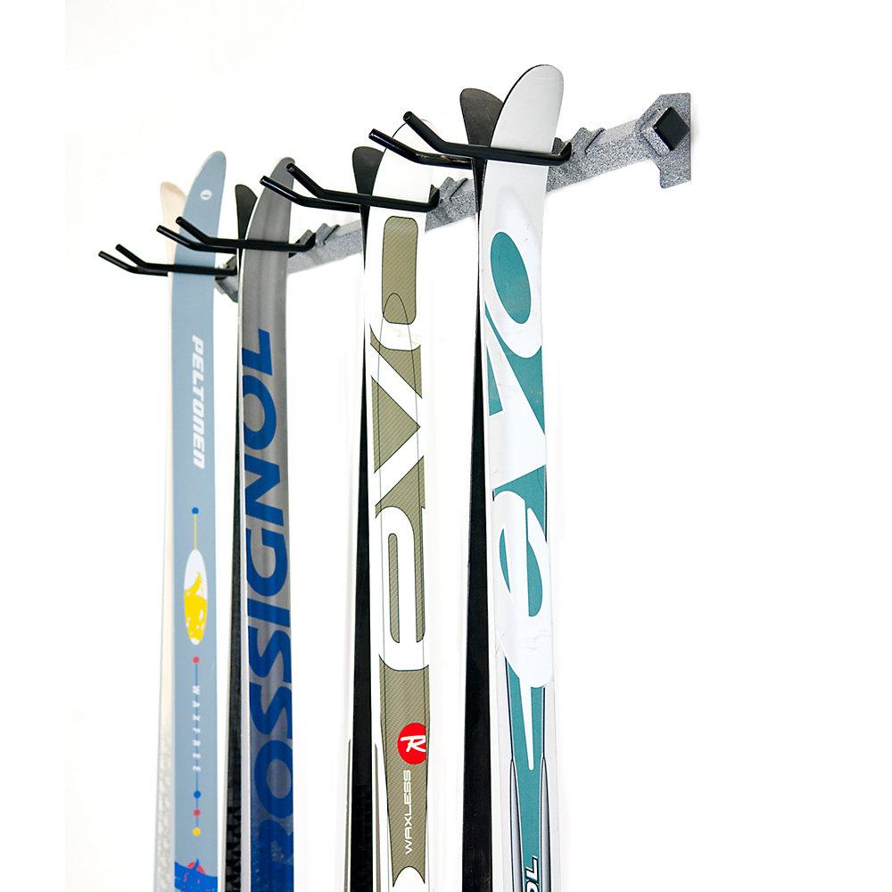 59644dd3f3e Monkey Bars Cross Country Ski Rack (Holds 4 Pair) | The Home Depot ...
