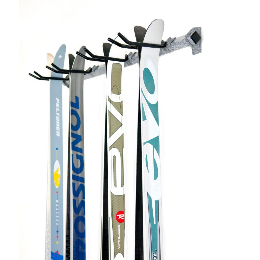 Cross Country Ski Rack (Holds 4 Pair)
