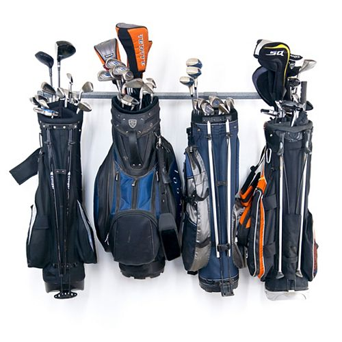 Monkey Bars Large Golf Bag Rack