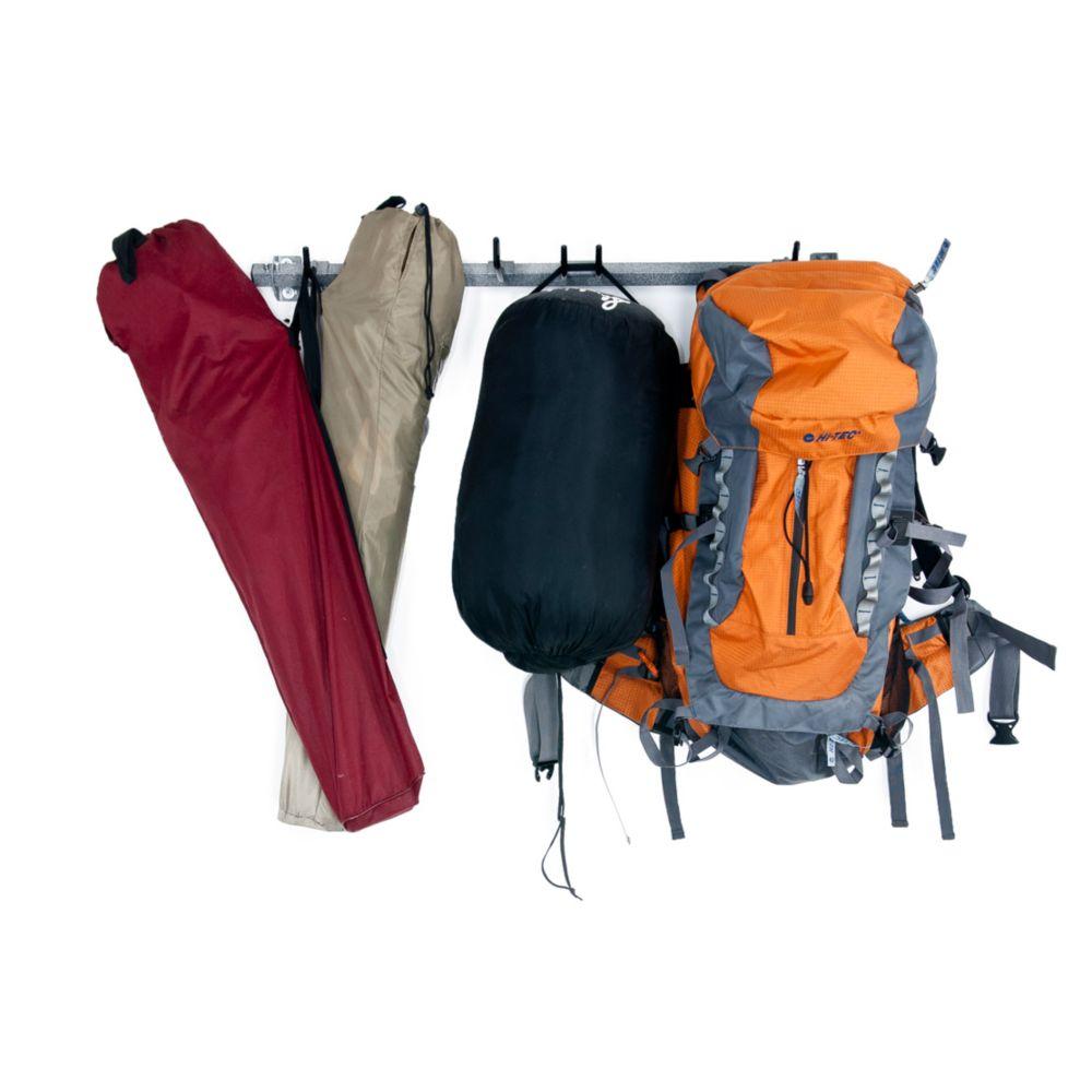 ensemble de rangement pour equipment de camping