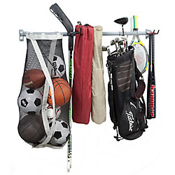 Monkey Bars Large Sports Storage Rack