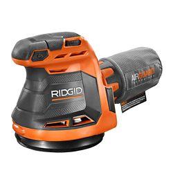 RIDGID GEN5X 18V 5-inch Cordless Random Orbit Sander (Tool Only)