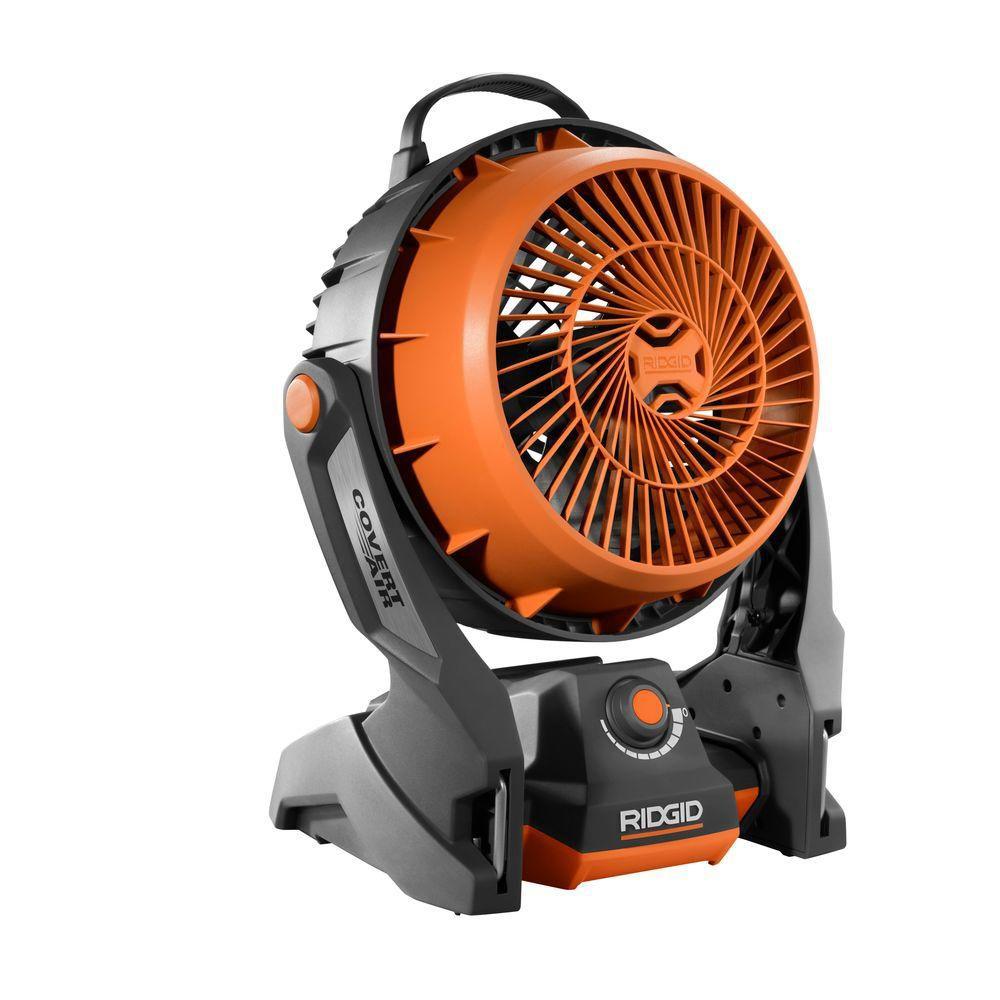 Ventilateur hybride GEN5X de 18V (outil seulement)