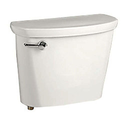 American Standard Cadet Pro Single-Flush Toilet Tank Only in White