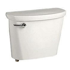 Cadet Pro Single-Flush Toilet Tank Only in White