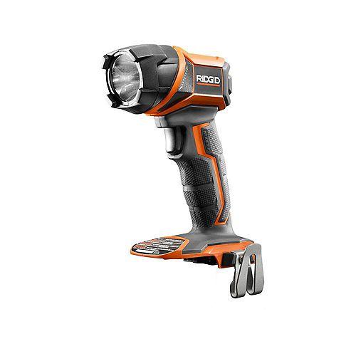 RIDGID GEN5X 18V LED Flashlight (Tool Only)