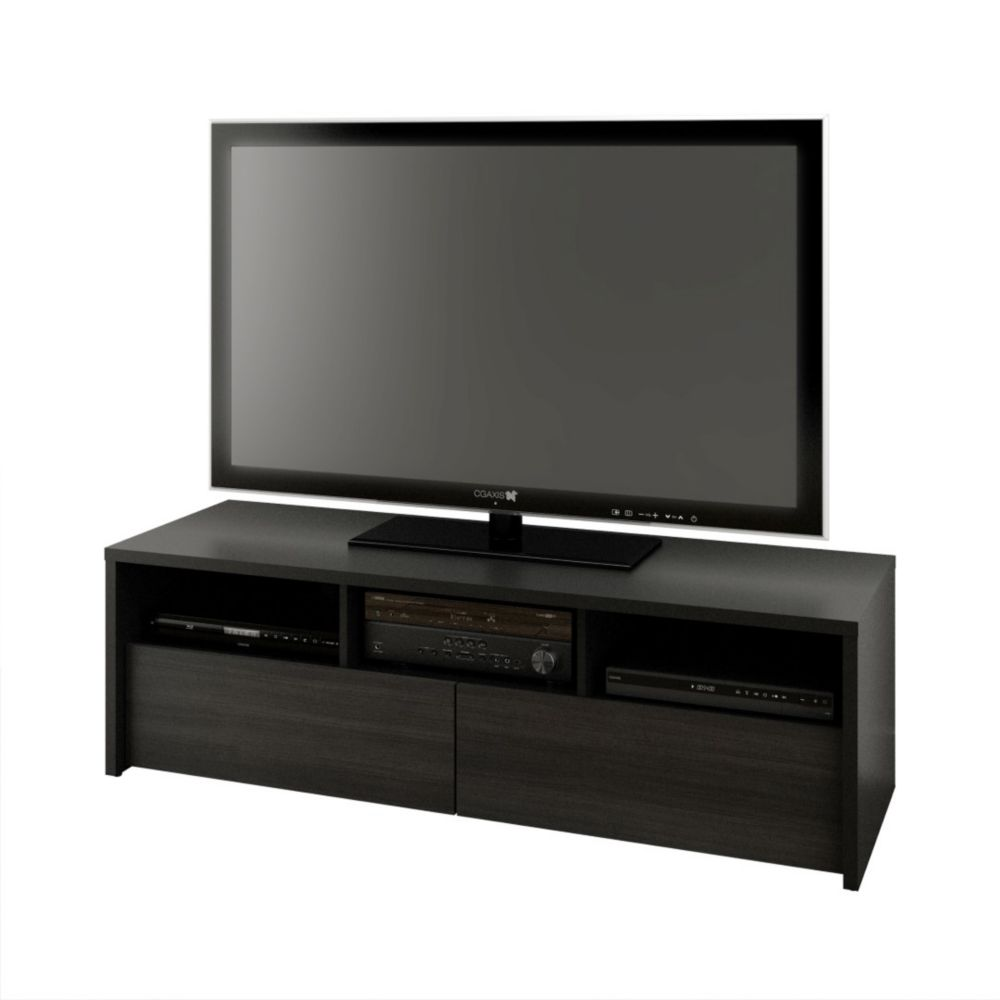 nexera meuble audio vid o 60 pouces s r ni t de nexera. Black Bedroom Furniture Sets. Home Design Ideas