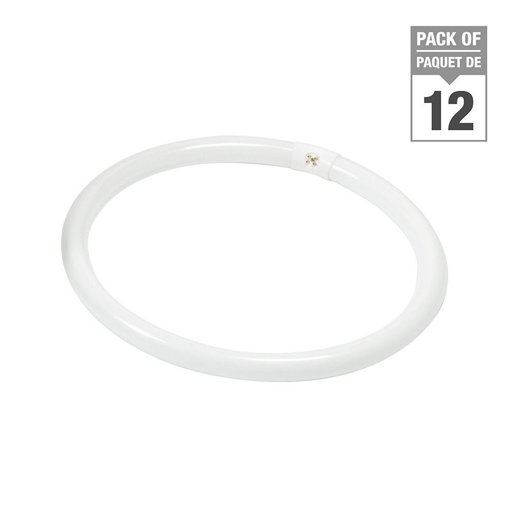 "Fluorescent 32W T9 12""Circline Soft White - Case of 12 Bulbs"