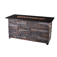 Genial Rectangular Outdoor Fire Table