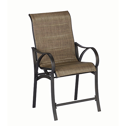 Valley Stream High Patio Bistro Chair (2-Pack)
