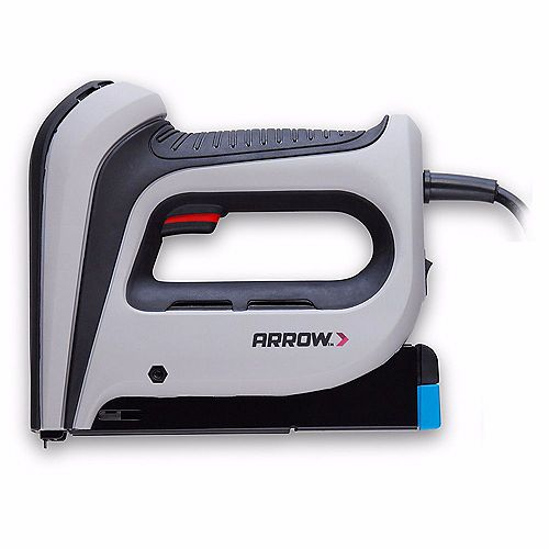 Arrow Agrafeuse Électrique ''Diy'' T50