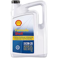 5W20 5L Motor Oil
