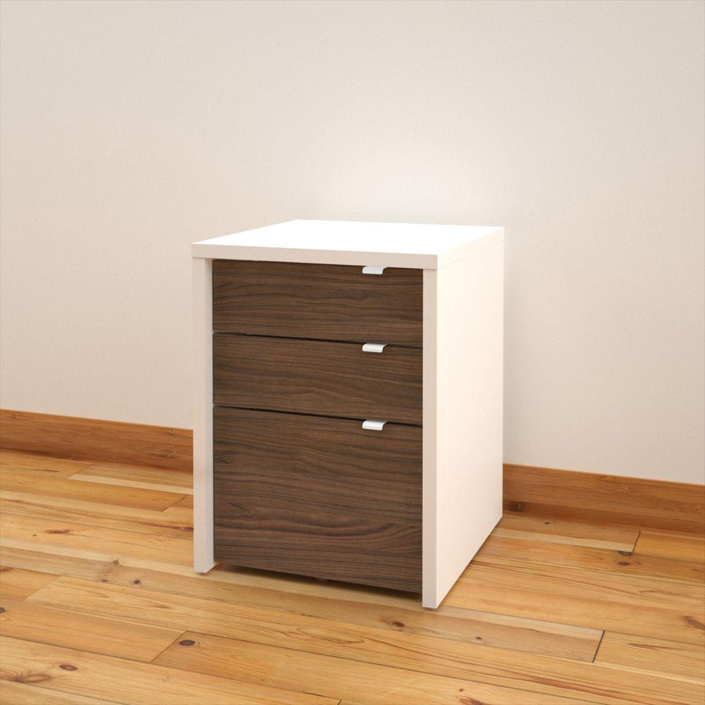 Cabinet filière 3 tiroirs Liber-T de Nexera