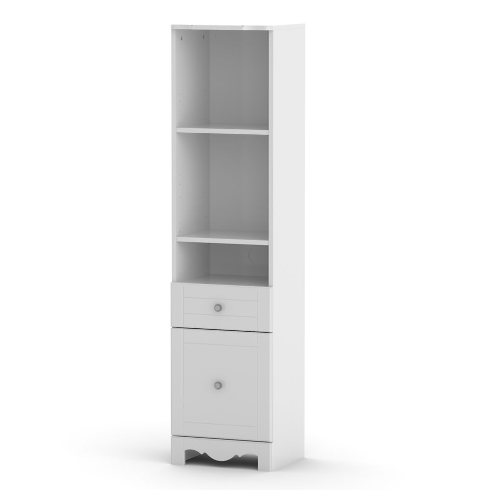 Pixel 60-inch Bookcase Tower from Nexera